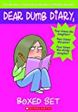 Dear Dumb Diary Books 1-4: Let's Pretend This Never Happened/My Pants are Haunted/Am I the Princess or the Frog?/Never Do Anything, Ever (0439884780) by Benton, Jim