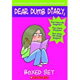 Dear Dumb Diary Box Set #1: Books 1-4by Jim Benton