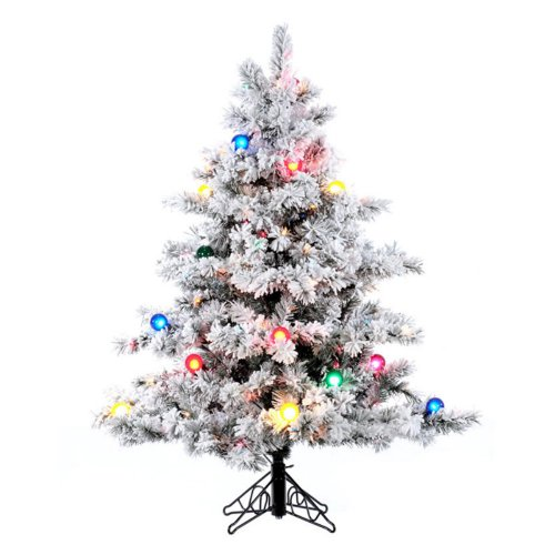 Christmas trees galore imitation fiber optic and pre