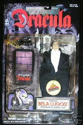 Buy Bela Lugosi As Dracula Action Figure Vampire