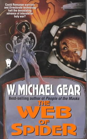 Image for The Web of Spider (Spider Trilogy, No. 3)