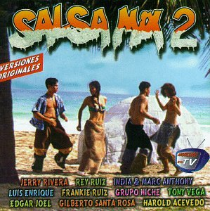 Various Artists - Salsa Mix 2 - Zortam Music