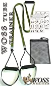 WOSS Tube Suspension Trainer, Olive D…