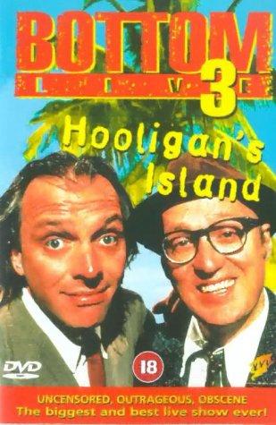 Bottom: Live 3 - Hooligan's Island [DVD]