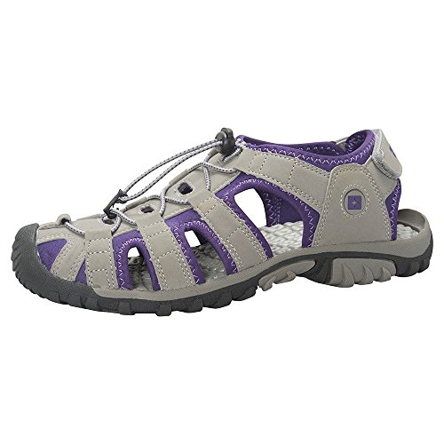 Mountain Warehouse Lo Shandal da donna Trek Grigio 40