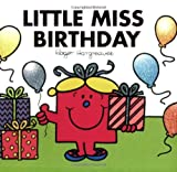img - for Little Miss Birthday (Mr. Men and Little Miss) book / textbook / text book