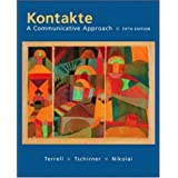Kontakte: A Communicative Approach Student Prepack with Bind-In card ~ Tracy Terrell