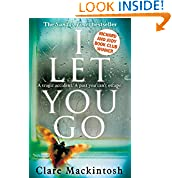 Clare Mackintosh (Author)  218 days in the top 100 (2274)Download:   £3.99