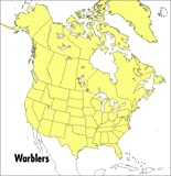 A Field Guide to Warblers of North America (Peterson Field Guides)