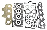 ITM Engine Components 09-10402 Cylinder Head Gasket Set (for 1989-1992 Daihatsu 1.3L L4 Charade, Rocky)