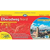 ADFC-Radreiseführer Elberadweg Nord 1:75.000 praktische Spiralbindung, reiß- und wetterfest, GPS-Tracks Download: Von Cuxhaven nach Magdeburg