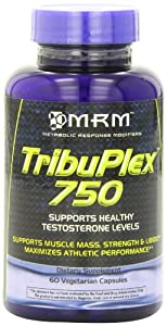 MRM TribuPlex 750 mg, 60-Count Bottles