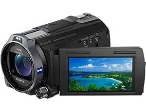 SONY ビデオカメラ Handycam CX720V 内蔵メモリー64GB ブラック HDR-CX720V