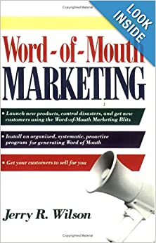 Jerry Wilson: Word-of-Mouth-Marketing