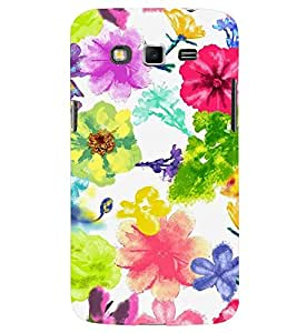 PRINTSWAG PAINTING Designer Back Cover Case for SAMSUNG GALAXY GRAND 2