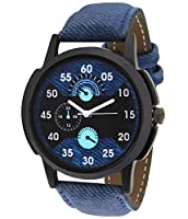 Gypsy Club Analogue Multicolour Dial Watch for Men and Boys - GCM155