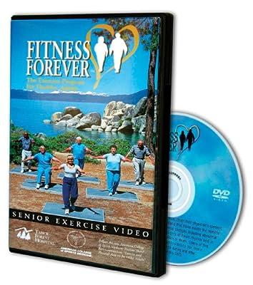 LifeSpan Fitness Forever DVD