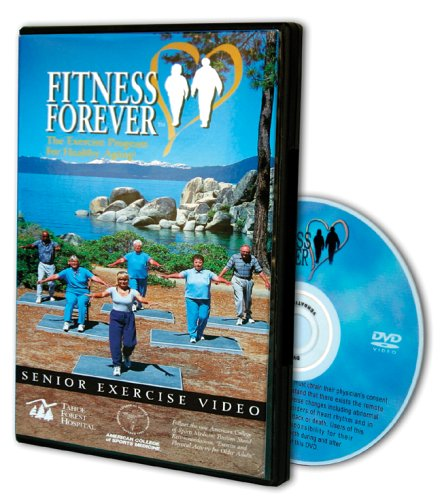 50%  Cheaper than USA price @ Amazon.ca -  LifeSpan FF DVD Fitness Forever DVD