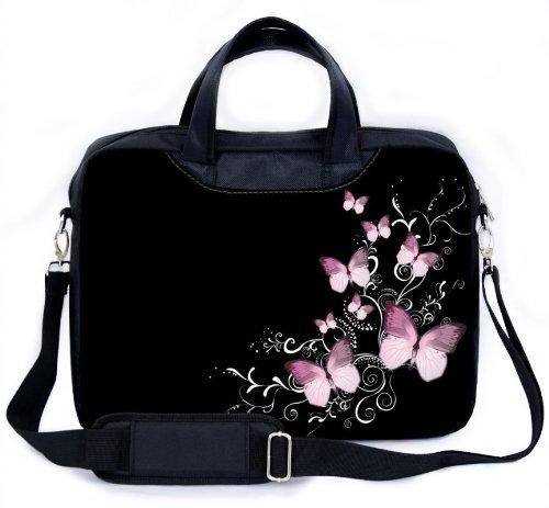 MySleeveDesign Notebook Carry Bag Laptop Shoulder Bag 13.3 Inch / 14 Inch / 15.6 Inch / 17.3 Inch – SEVERAL DESIGNS [15] image