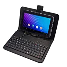 Maxtouuch MX-82455 Tablet with Keyboard Case (WiFi, 3G via Dongle, Voice Calling)