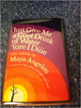 A cool drink of water book