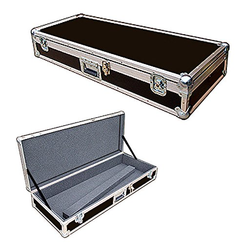 """Keyboard 1/4"""" Ply Light Duty Ata Case W/All Recessed Hardware Fits Korg X5D X5-D X5 D 61 Key - Does Your Keyboard Fit?"""