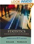 Statistics for Management and Economi...