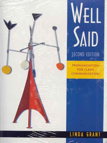 Well Said Text/Audio CD Package: Pronunciation for Clear Communication