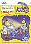 Handwriting Age 6-7 (Letts Monster Pr...