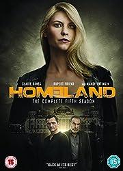 Homeland - Season 5 [DVD] [2015]