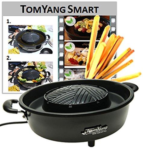 bbq-tomyang-thai-grill-elettrico-e-hot-pot