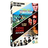 The Great Escape/The Thomas Crown Affair/The Magnificent Seven [DVD]by Steve McQueen