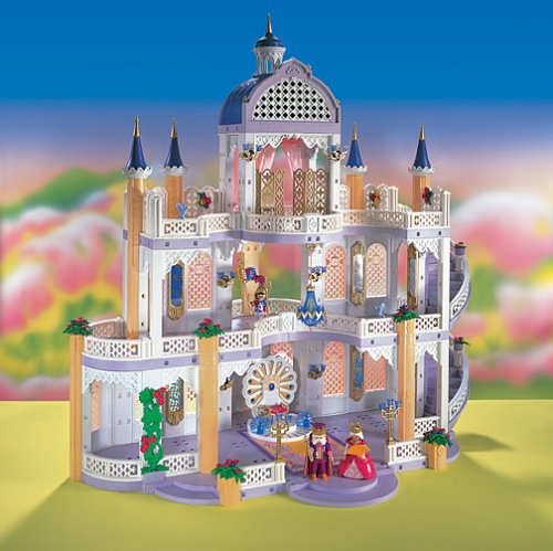 Playmobil 4250 sophia playmobil for Chateau playmobil 4250