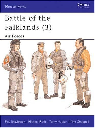 Battle for the Falklands: Air Forces Bk. 3 (Men-at-arms)