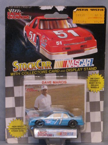 1991 Racing Champions #71 Dave Marcis - 1