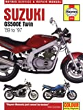Matthew Coombs Suzuki GS500E Twin (89-97) Service and Repair Manual (Haynes Service and Repair Manuals)