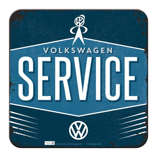 nostalgic-art-46144-metal-de-posavasos-volkswagen-service