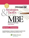 img - for Strategies & Tactics for the MBE, Fifth Edition (Emanuel Bar Review) book / textbook / text book