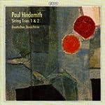 Hindemith: String Trios 1 & 2
