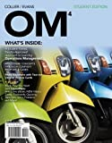 img - for OM 4 (with Review Cards and CourseMate Printed Access Card) 4th (fourth) by Collier, David Alan, Evans, James R. (2012) Paperback book / textbook / text book