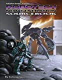 The New Generation Sourcebook (Robotech RPG)