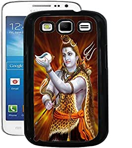 ColourCraft Lord Shiva Design Back Case Cover for SAMSUNG GALAXY S3 NEO I9300I
