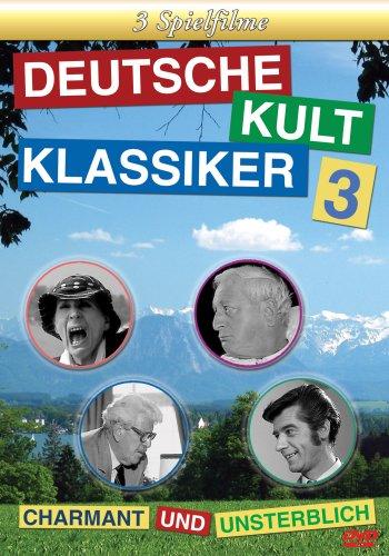 Deutsche Kultklassiker Vol.3 (3 Spielfilme)