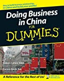 img - for Doing Business in China For Dummies book / textbook / text book