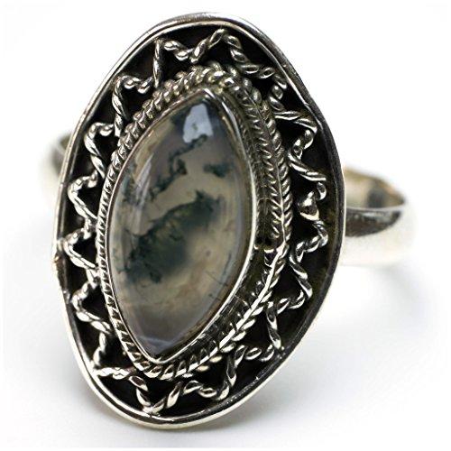 stargems-tm-design-unico-anello-in-argento-sterling-925-naturale-agata-muschio-us-size-85