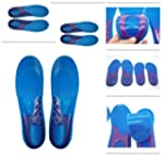 Sports Massaging Silicon Gel Insoles...