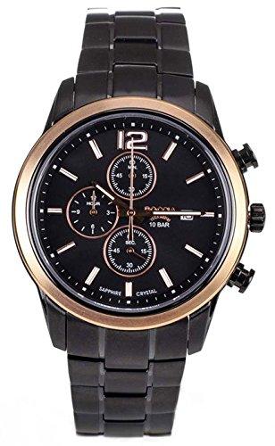 Herren-Armbanduhr Analog Quarz Titan 3759-04