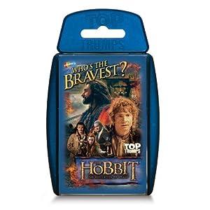 Top Trumps The Hobbit Cards