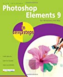 img - for Photoshop Elements 9 in Easy Steps: For Mac and PC book / textbook / text book