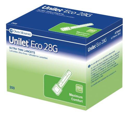 Unilet Eco 28 G - Box of 200